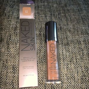 Urban decay naked skin liquid foundation NWT